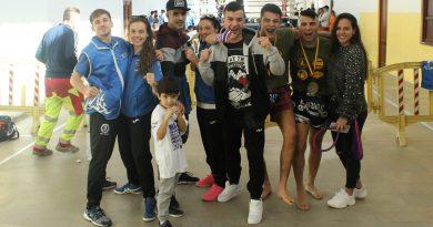 Pleno de victorias para el Muay Combat Team Novelda en el Autonómico de la Comunitad Valenciana