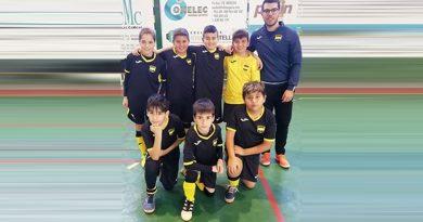 Nueva jornada de copa para los equipos del Santa María Magdalena Novelda Fútbol Sala