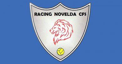 Resultados de los equipos del CFS. Racing de Novelda en la pasada jornada