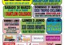El Barrio María Auxiliadora presenta los eventos deportivos que organizan para este año 2019