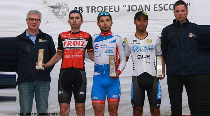 Triunfo de Julio Alberto Amores en el 48º Trofeu Joan Escolà en Sabadell