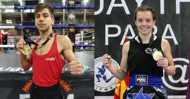 Kevin Martínez y Maite Botella se alzan con el Campeonato de España de Muay Thai 2019