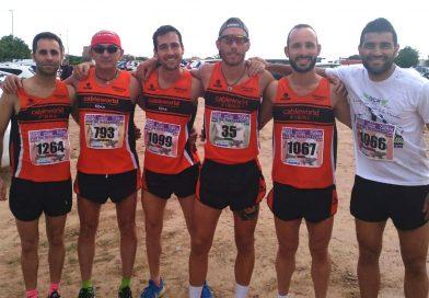 La Media Maratón de Almansa y los 15K de Massamagrell retos para los atletas del Club Atletismo Cableworld el pasado fin de semana