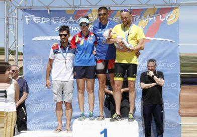 Antonio José Iñesta Campeón Autonómico de Triatlón Sprint