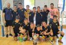 El Santa María Magdalena Novelda Fútbol Sala Infantil Campeón de la Copa Federación