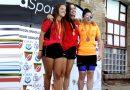 María Candela medalla de bronce en el Campeonato de España de Natación en 50 metros biatletas Junior