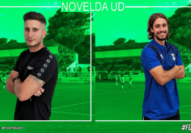 Manu Ortega y Rafa Carratalá se incorporan al cuerpo técnico del Futbol Base
