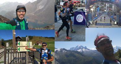Los Alpes y los Pirineos retos para los integrantes de sección de carreras de montaña del Club Novelder de Muntanyisme durante el mes de agosto