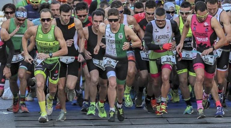 Felix Sirvent Campeón de la Comunidad Valenciana en Duatlón Cross
