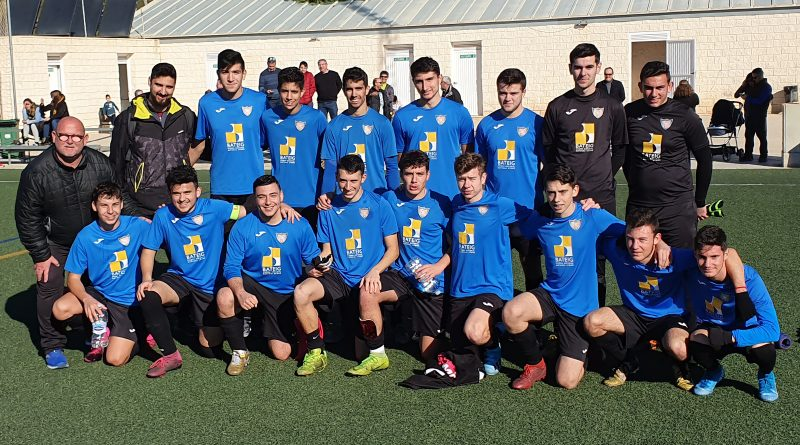 El CFS Racing de Novelda Juvenil se proclama Campeón de liga y consigue el ascenso a 1ª Regional