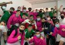 Justo empate entre el Novelda C.F. Juvenil y el Costa City en La Magdalena