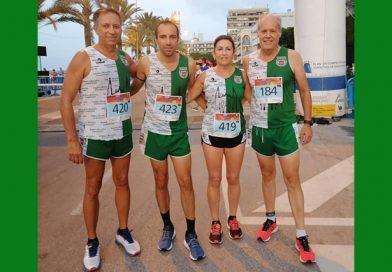 El Club Atlético Novelda Carmencita participa en diversas carreras veraniegas