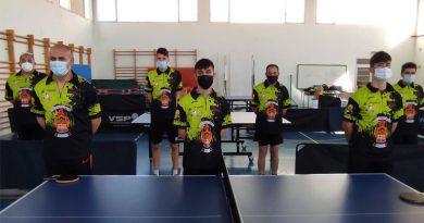 Intensa pretemporada para el Club Tenis Mesa Novelda Penya Barcelonista