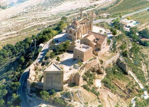 Castillo de La Mola (aérea) - copia