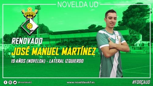 Jugador - José Manuel Martínez