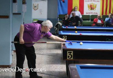 El Club Billar Novelda asciende a División de Honor Autonómica, y organiza el Torneo Santa Maria Magdalena