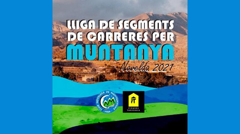 El Club Novelder de Muntanyisme organiza la Lliga de Segments de Carrera per Muntanya Novelda 2021