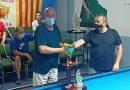 Francisco Javier Molina nuevo campeón del Torneo Club Billar Novelda – Santa Maria Magdalena