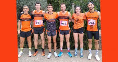 Diversas actividades del Club Atletismo Cableworld durante el fin de semana pasado